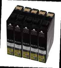 5 schwarz DruckerPatrone Tinte für EPSON STYLUS BX305F BX305FW SX125 SX130 SX425