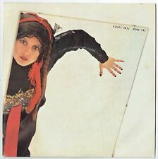 "LENE LOVICH - 7"" - Say When.  UK Picture Sleeve.  Stiff"