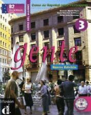 Gente 3, libro del alumno + CD (Spanish Edition)