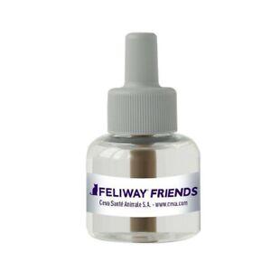 Feliway Friends 30 Tage Nachfüllflakon mit 48ml Inhalt ohne OVP
