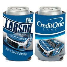 Kyle Larson 2018 Wincraft #42 Credit One Bank 12oz Can Coolie FREE SHIP!