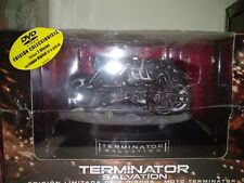 Terminator salvation bust +dvd edicion coleccionista NEW &  SEALED