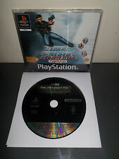 TIME CRISIS PROJECT TITAN - Jeu PS1 PROMO ONLY NOT FOR RESALE RARE