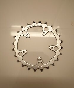 Shimano SG C-24 24T Bicycle Front Chainring - 5 Bolt - MTB/Gravel