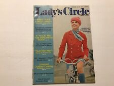 Vintage Doris Day Lady's Circle Aug 1972 Ozarks Quilting and More