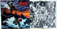 Dio Holy Diver 1983 Original VINYL LP Vertigo Black Sabbath AC/DC Iron Maiden