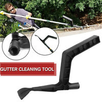 The Gutter Tool Scoop Behind Skylights Roof Cleaning For Home Garden Hole ❤️