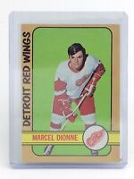 1972-73 Marcel Dionne #8 Detroit Red Wings OPC O-Pee-Chee Hockey Card I189