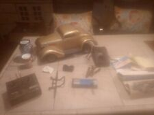 VINTAGE TAMIYA HORNET RC CAR + REMOTE + CHARGER + LOTS OF EXTRAS