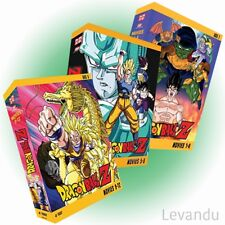 DVD DRAGONBALL Z MOVIES - BOX 1-3 (Die Kinofilme zur Anime-Serie) - 13 DVD's NEU