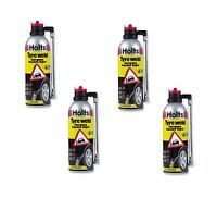 4 x HOLTS TYREWELD 300ML QUICK REPAIR WELD SEAL TYRE FIX SEALANT SEALS TYRES