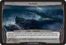 PLANECHASE PLANE PIANO Nephalia MTG MAGIC PCh Ita
