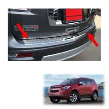 Tail Rear Bumper Step Cover Chrome Fits Chevrolet Holden Trailblazer 2012 2015