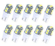 10x Weiß T10 10 SMD LED Auto Lampe Leuchte Birne Standlicht Deutsche Post