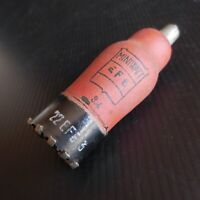 Lampe tube poste radio vintage culot transcontinental EF6 MINIWATT N5187