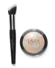 Nib Laura Geller Filter Finish Baked Radiant Setting Powder Universal with Brush