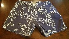 J. Crew J Crew The Original Shortboard Swimtrunks Summer Floral Shorts 36