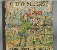 Petite Suzanne HC Marguerite de Angeli 1937 Children's Book FIRST EDITION