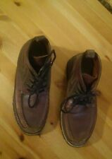 Cole Haan Boys Size 6M Brown Leather Hiking Ankle Dress Boots.