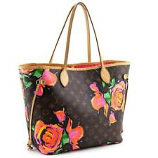 Louis Vuitton Stephen Sprouse Monogram Roses Neverfull MM 872115