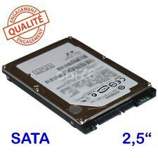 "Disque dur interne 2,5"" SATA 80 Go Hitachi HTS722080K9SA00 7200t 16MB"