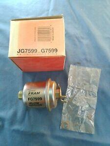 Fram Fuel Filter # G7599, # JG7599