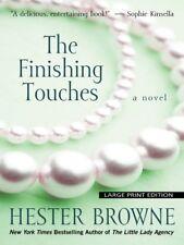 The Finishing Touches (Wheeler Hardcover)