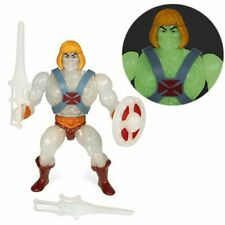 Super7 MOTU Transforming GLOW-IN-THE-DARK He-Man Masters of the Universe IN HAND