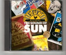 (HQ525) The Sound of Sun, 22 tracks various artists - 1988 CD