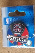 2014 NBA Playoffs pin Toronto Raptors