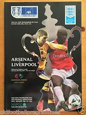 More details for 2001 fa cup final programme *(liverpool v arsenal)* (12/05/2001)