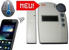 Téléphone portable GSM CHAUFFAGE contrôle pour ELV thermostat FHT 80b avec contrôle température
