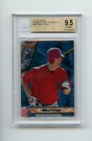 G00010 MIKE TROUT Angels 2011 Bowman's Best Prospects #BBP9 Rookie Card BGS 9.5