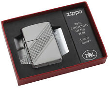 Zippo COTY 2016 Armor Facet Limited Edition Collectible of the Year 60001742 Neu