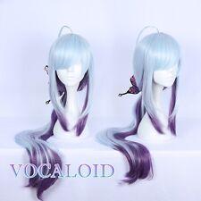 Vocaloid  HAKU Cosplay Wig Long Hair Without Headdress