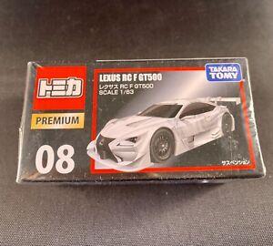 TAKARA TOMY PREMIUM  08 LEXUS RC F GT500