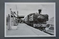 R&L Postcard: Modern Tom Heavyside Card, South Devon Railway