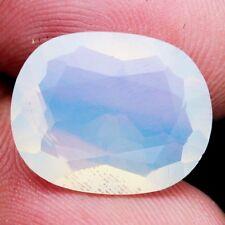 TOP GIANT OPAL : 11,06 Ct Natürlicher Feuer Opal mit Gelb Flash aus Mexiko