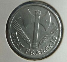 Frankrijk 1 franc 1944 (Vichy-regime - kleine c) - nice quality