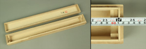 "STORAGE BOX For Kakemono Kakejiku Hanging scroll Inside L 23.9"" / 60.8cm BO223"