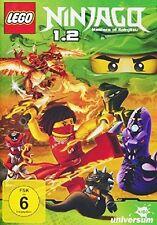 LEGO NINJAGO STAFFEL 1.2 FOLGE 7-13   DVD NEU