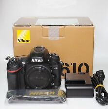 Nikon D610 24.3MP Digital SLR Camera - Body Only-Shutter Count:52822