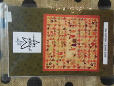 """Pieces from the Heart #283 Sweet Potato Pie 56"""" x 56"""" Quilt Pattern (2005)"""