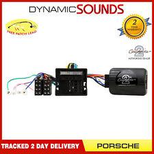 CTSPO002.2 Steering Control Adaptor Phone Button Support For Porsche Cayenne