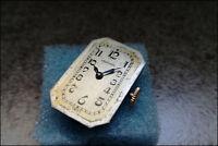 Longines 8.47 movement rectangular vintage from 1925 + hands + original dial