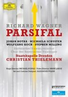 THIELEMANN/SD/KOCH/BOROVINOV/+ - RICHARD WAGNER-PARSIFAL  DVD  OPER  NEU