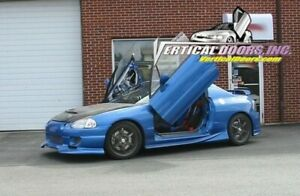 Vertical Doors - Vertical Lambo Door Kit For Honda Del Sol 1993-97