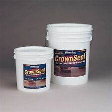 CrownSeal Pre-mixed Flexible Waterproof Coating, 2 Gallon