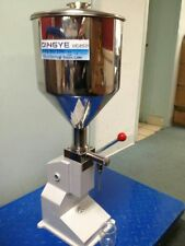 A50 TABLE TYPE 5-50ML MANUAL FILLING MACHINE
