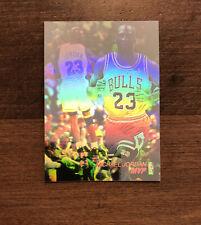 Michael Jordan 1991-92 Upper Deck MVP Award Winning AW4 Chicago Bulls HOF